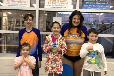 oxford michigan swim lessons aqua three
